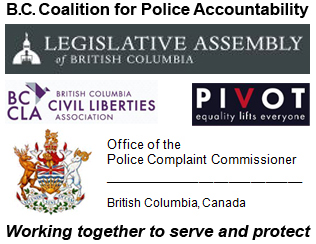 BC Coalition for Police Accountability