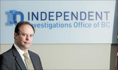 Richard Rosenthal Independent Investigations Office BC IIO